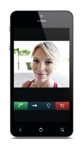 smartphone, Swinkels, KNX